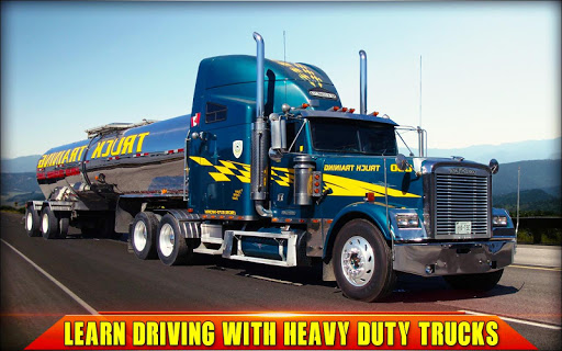 Heavy truck simulator USA apktram screenshots 16