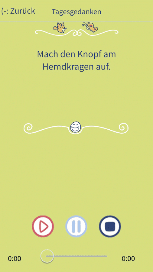 Mach dich mal locker :-)- screenshot