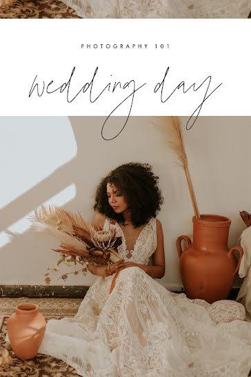 Wedding Photography 101 - Wedding template