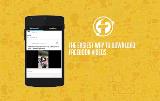 玩社交App|Video Downloader For FB免費|APP試玩