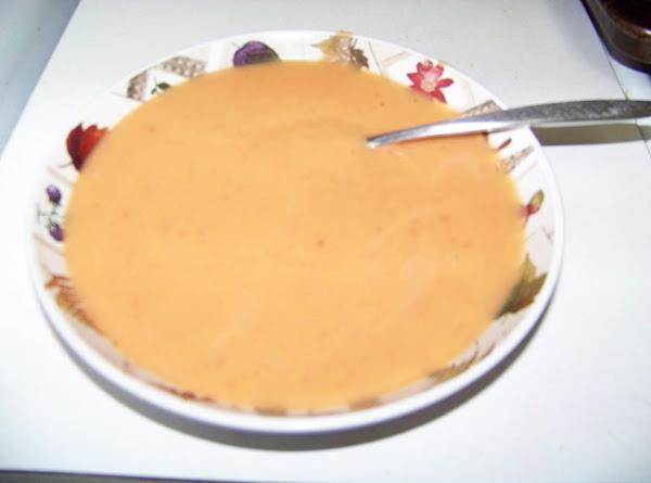 Potato-squash Soup Recipe