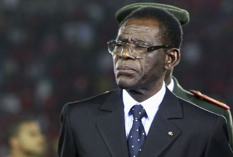 Teodoro Obiang Nguema Mbasogo. Picture: REUTERS