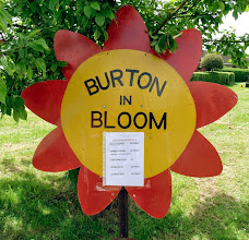 Photo: Burton in Bloom
