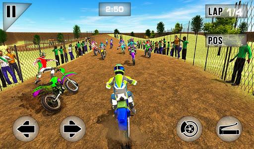 Dirt Track Racing 2019: Moto Racer Championship painmod.com screenshots 13