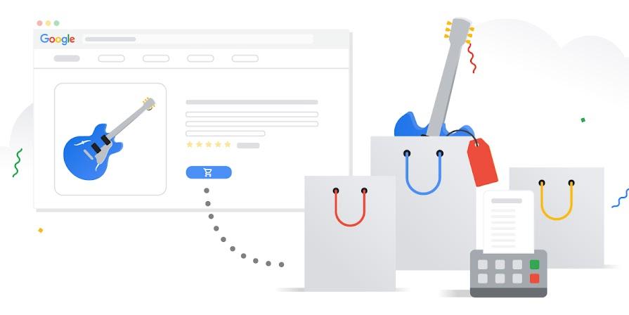 Photo Of Google Shopping Button