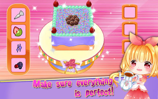 Royal Princess Tea Party Design and Decoration 1.1 screenshots 9