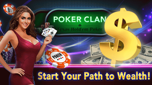 Poker Clan - Texas Holdem Free
