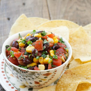 Black Bean Salsa – with canned, fresh, and frozen options.
