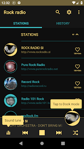 Rock Music online radio 4.6.2 Download APK Mod 1