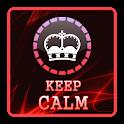 Keep Calm Editor icon