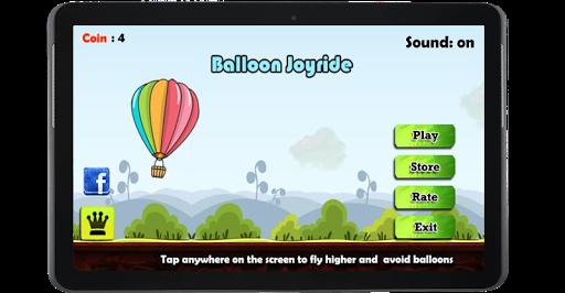 Balloon Joyride Free