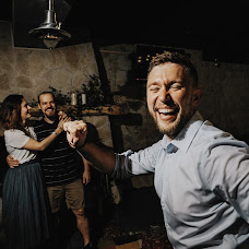 Wedding photographer Egor Matasov (hopoved). Photo of 12.01.2019