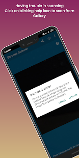 App barcod scanner APK for Windows Phone