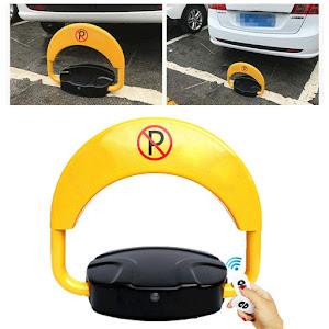 Blocator automat pentru loc de parcare, telecomanda