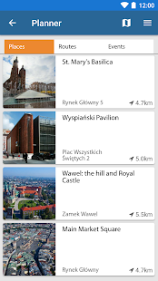 Krakow.pl- screenshot thumbnail