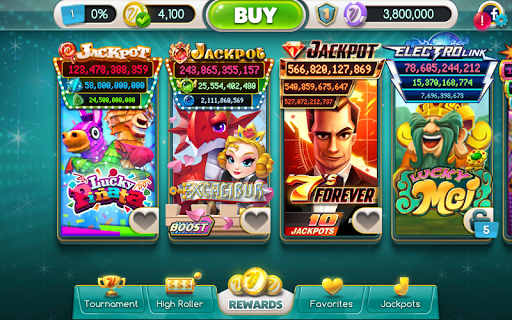 myVEGAS Slots - Las Vegas Casino Slot Machines android2mod screenshots 21