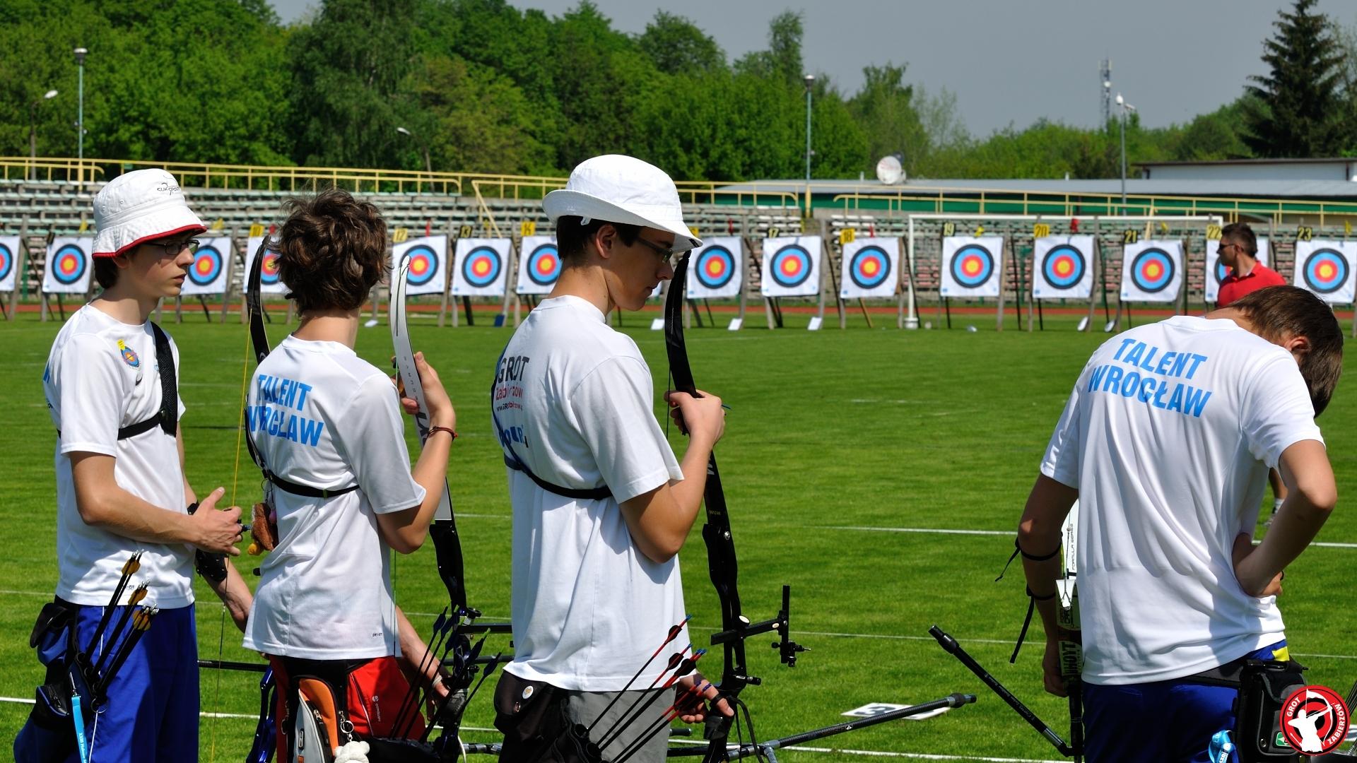 Photo: I Turniej Kwalifikacyjny Juniorów M³odszych, Zamoœæ 11-12.05.2013