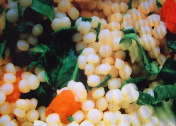 Arugula And Couscous Salad Recipe