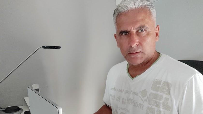 Pepe Morales conoce la Segunda División como su casa.