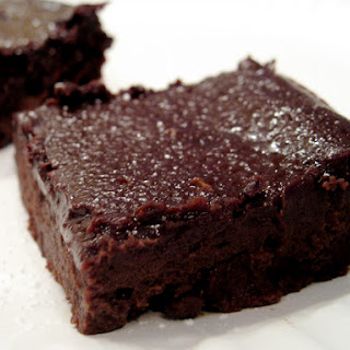 Grain Free Blender Brownies.
