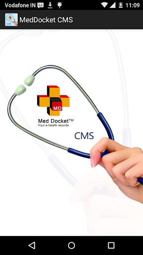 MedDocket CMS App