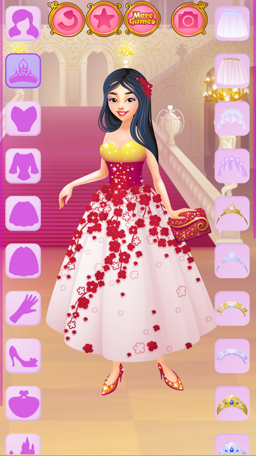 Cinderella Dress Up - Android Apps on Google Play