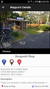 Cyclewayz- screenshot thumbnail