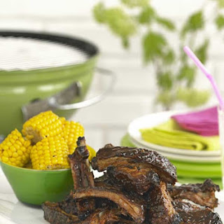 Melting Ribs With Tamarind Chipotle Sauce.