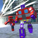 Craft Robot: Start Spider Hero War 1.0 APK Download
