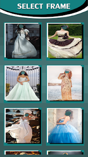 Princess Dress Photo Editor - náhled