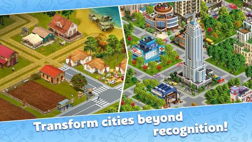 Golden Valley City: Build Sim screenshot 2