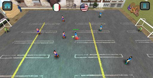 Street Player Soccer  screenshots 1