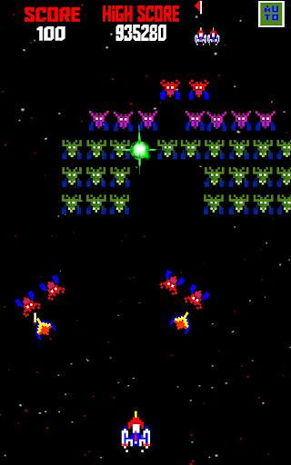 Galaxiga - Space Shooter  screenshots 3