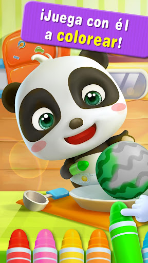 Habla Bebe Panda: Talking screenshot 2