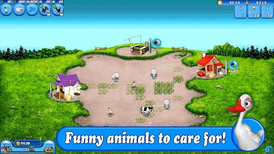 Farm Frenzy Free: Time management game Mod 1.2.80 Apk [Unlimited Money] 2