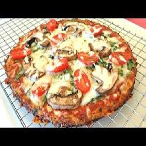 Keto How to Make Cauliflower Crust Pizza Dough Apk Download Free for PC, smart TV