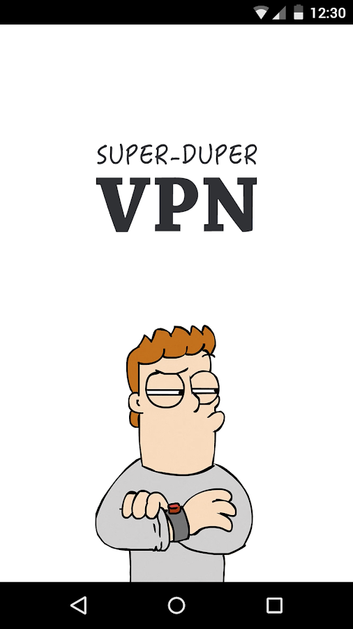 Super Duper VPN & Proxy - FREE- screenshot