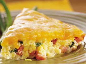 Western Omelet Casserole Recipe