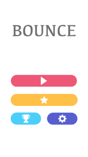 Screenshot for Bounce - bouncing ball infinite game in United States Play Store