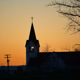 Fir-Conway Lutheran  by Todd Reynolds - Buildings & Architecture Places of Worship