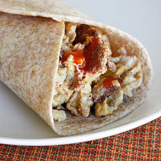 Egg White Breakfast Burrito Recipes.