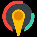 Fake GPS, Fly GPS Go icon