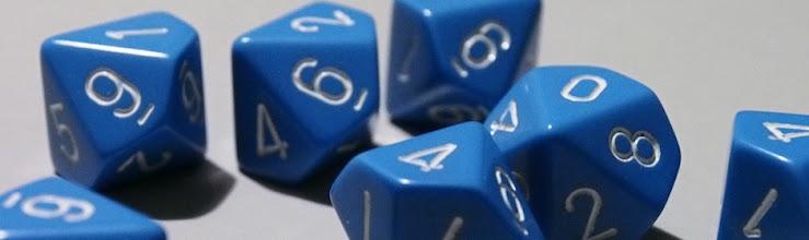 Photo: ten sided dice