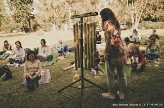 Photo: Terapias Anti Estrés: Meditación  con Instrumentos Armónicos