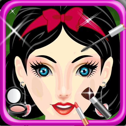童话公主美容沙龙 模擬 App LOGO-APP試玩