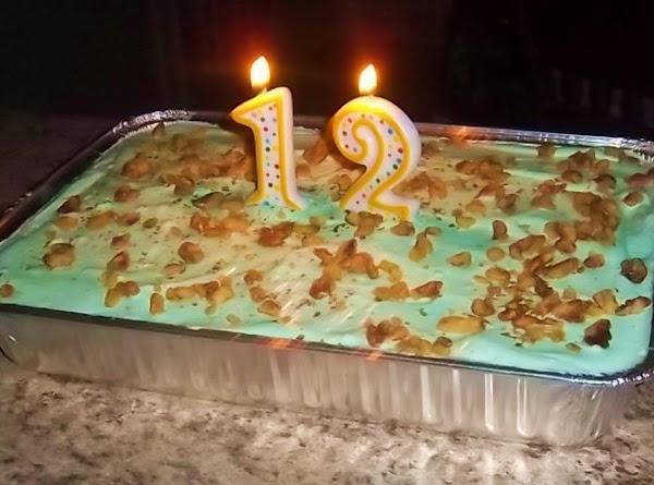 Easy Pistachio Cake Recipe