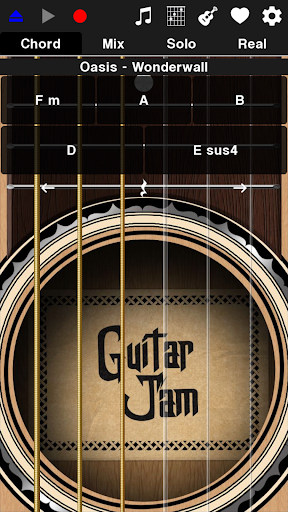 Real Guitar - Guitar Simulator screenshot