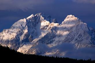 Photo: Teton Range, Grand Teton National Park