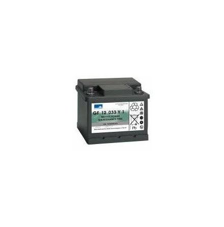 Gelbatteri Sonnenschein 12V/33Ah/5h
