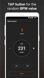 Download Metronome Free App - Rhythm and BPM Counter For PC Windows and Mac apk screenshot 3